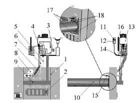 УГГ - узлы и детали устройства