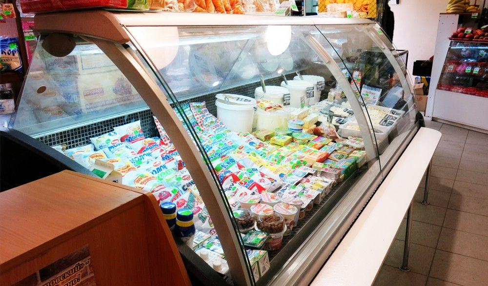 Холодильная витрина РОСС Delia