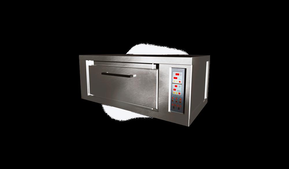 Хлебопекарная подовая печь РОСС 24