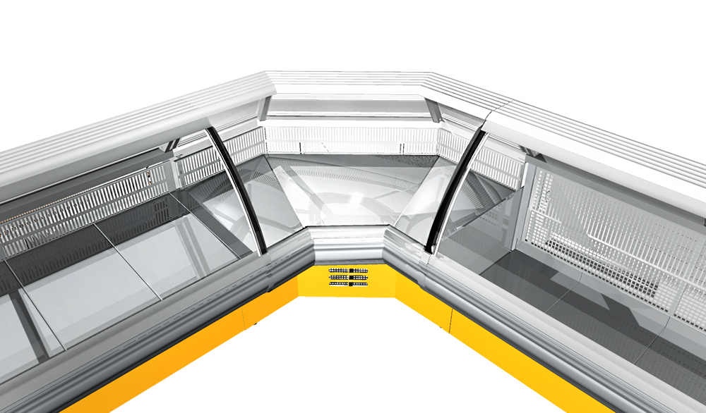 Холодильная витрина РОСС Sorrento УВ