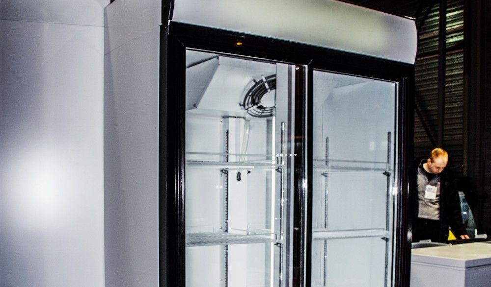 Холодильный шкаф Torino-1200 купе