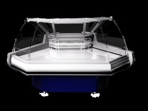 Угловой наружный элемент витрины РОСС Belluno-УВ