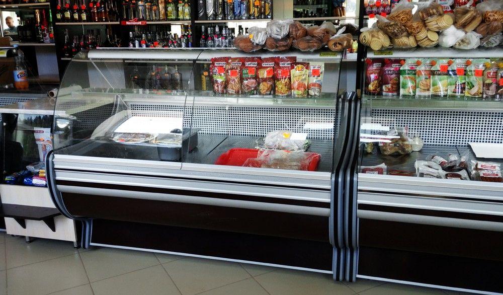 Холодильная витрина РОСС Gold