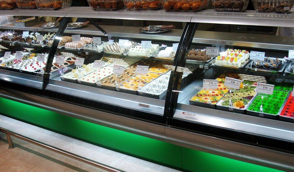 Кондитерская холодильная витрина Florenzia-K