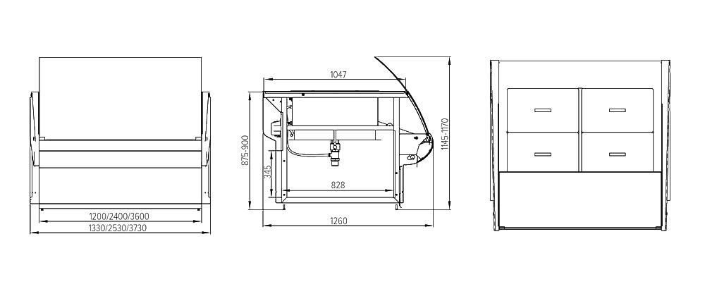 Схема мармита Florenzia