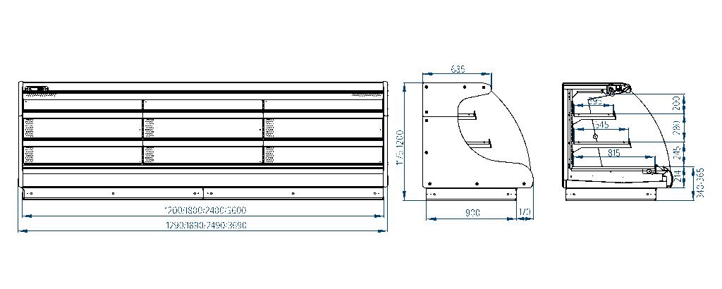 Схема микро-горки Florenzia
