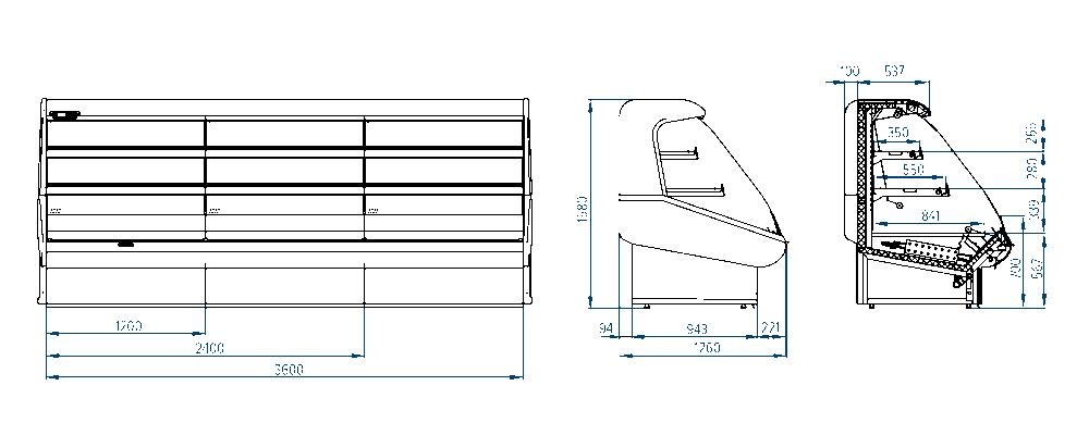Схема мини-горки Florenzia