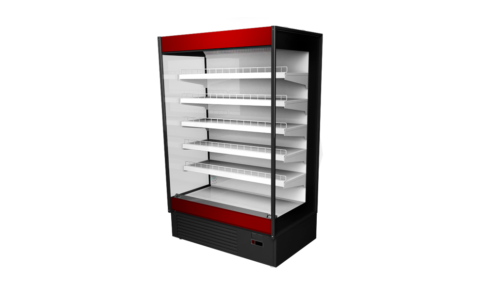 Холодильная горка Modena Cube