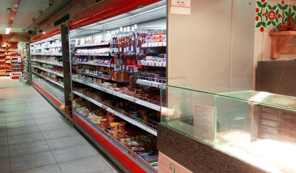 Холодильная горка РОСС Praha