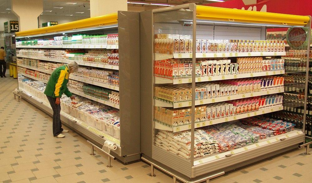 Холодильная горка РОСС Ravenna