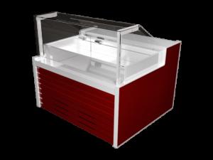 Морозильная витрина РОСС Savona Cube