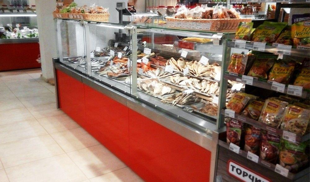 Холодильная витрина РОСС Savona Cube