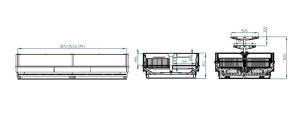 Схема боннета Venezia 2,0