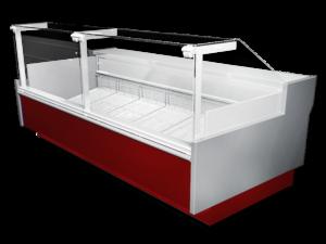 Морозильная витрина Verona Cube