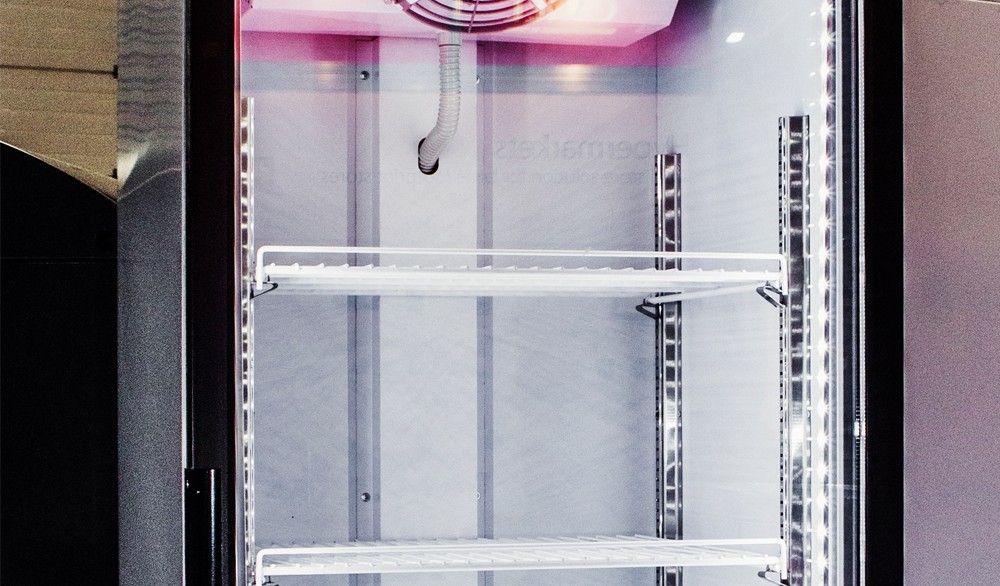Холодильный шкаф (стекло) Torino-500