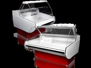 Холодильное оборудование со встроенным агрегатом