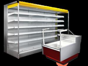 Холодильное оборудование для супермаркетов