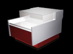 Прилавок РОСС Verona Cube