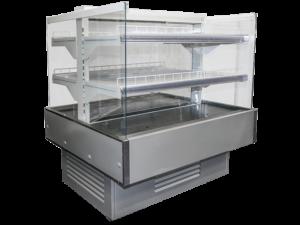 Холодильная витрина Salerno Cube