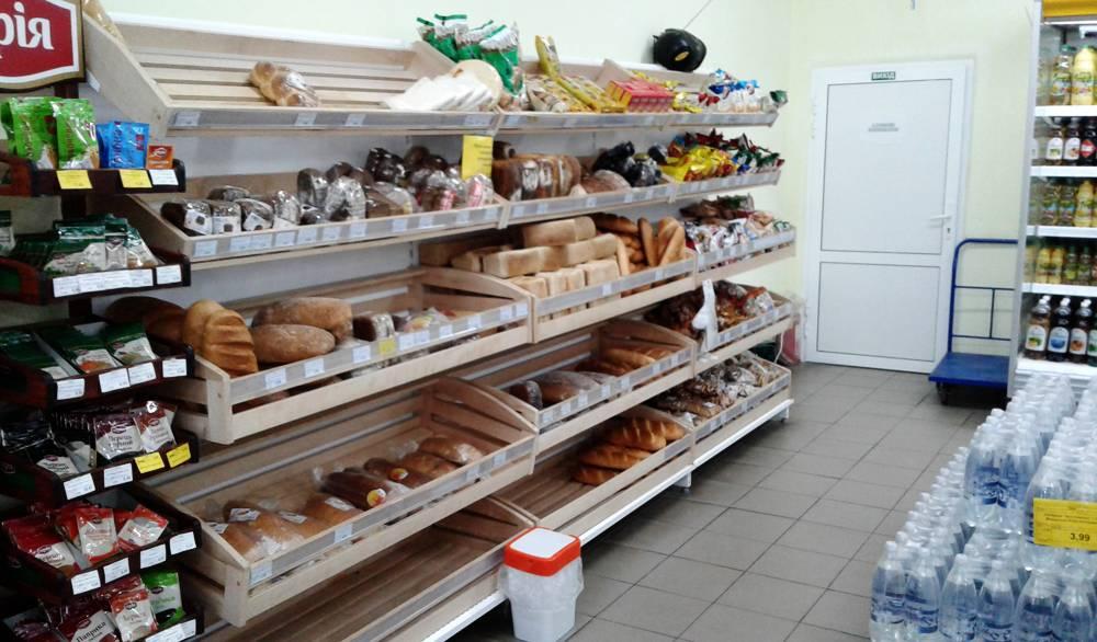 Стеллаж РОСС хлебный